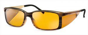 Eschenbach WellnessPROTECT brillen (Havanna montuur)