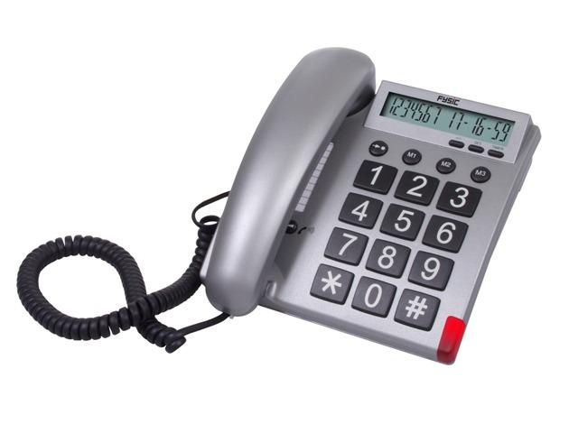Fysic grootcijfertelefoon FX-3300