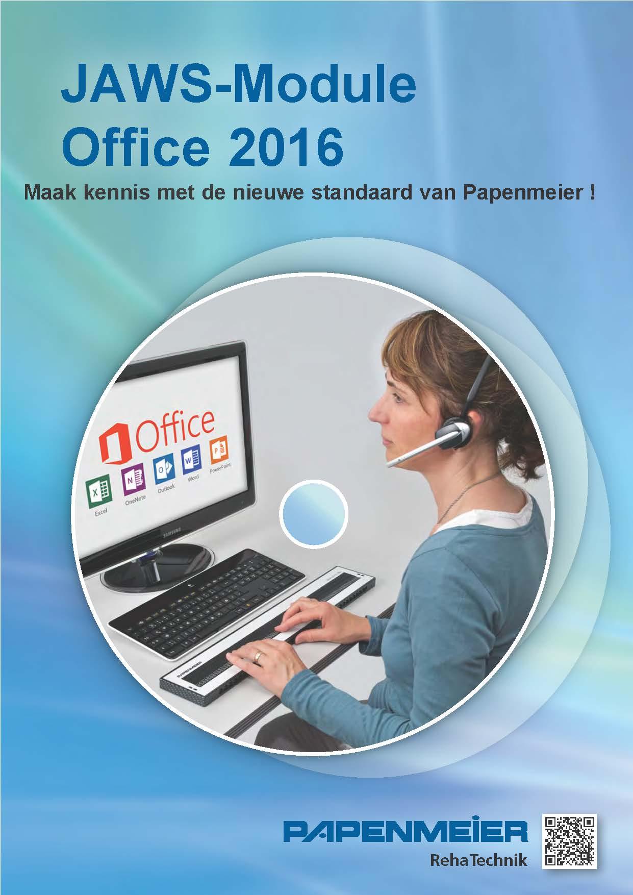 JAWS Module Office 2016