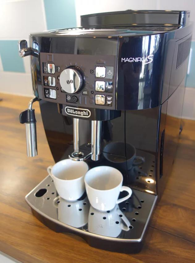 Feelware tactiele volautomatische koffiemachine